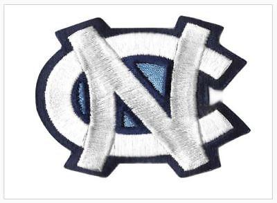 UNC North Carolina Tar Heels Logo Iron On Embroidered 3\