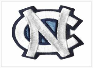 Details about UNC North Carolina Tar Heels Logo Iron On Embroidered 3\