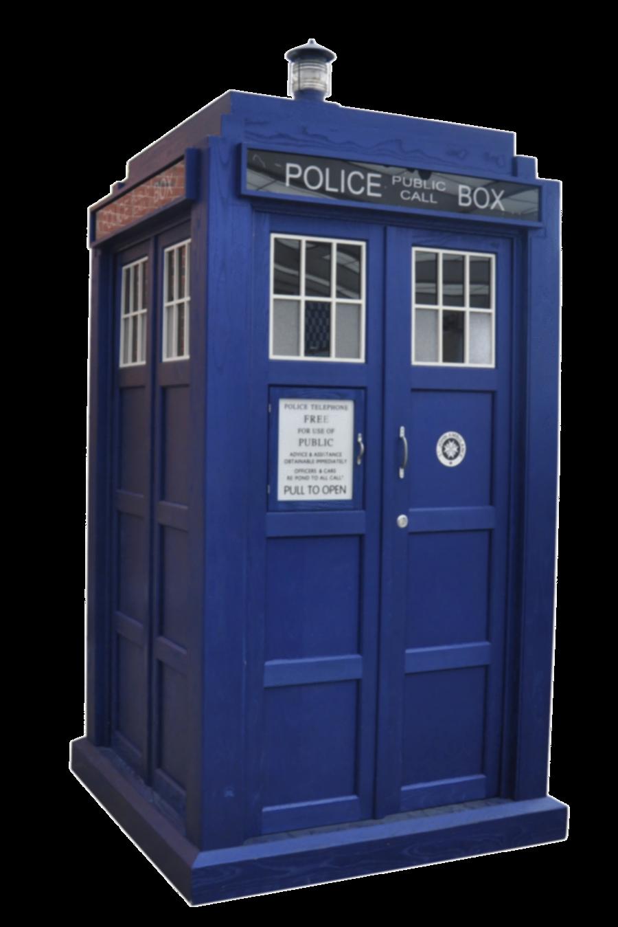 Doctor Who TARDIS Clip Art N5 free image.