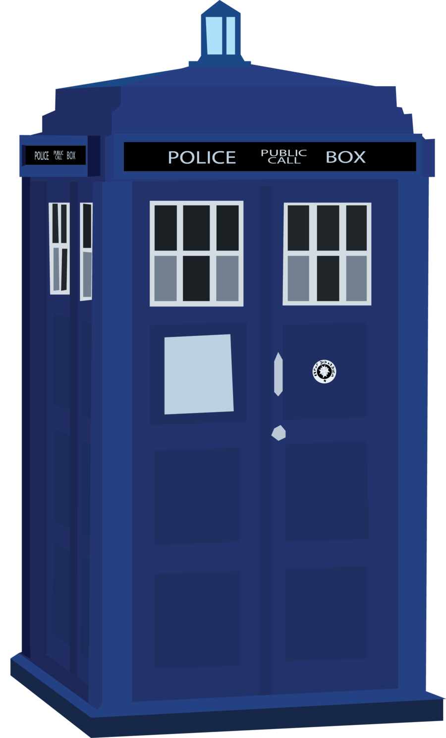 Unique Vector Tardis Vector Image » Free Vector Art, Images.