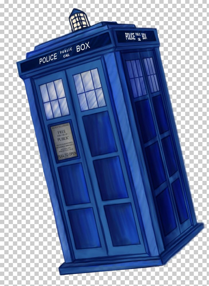 TARDIS Eighth Doctor Drawing Art PNG, Clipart, Art, Blue.