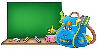 Happy Face Blackboard Stock Illustrations.