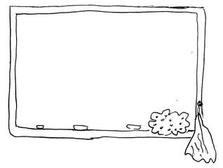 Tafel wischen clipart  Tarfel clipart - Clipground