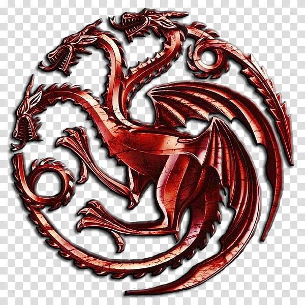 Game Of Thrones House Sigil Folder Icons, Targaryen.