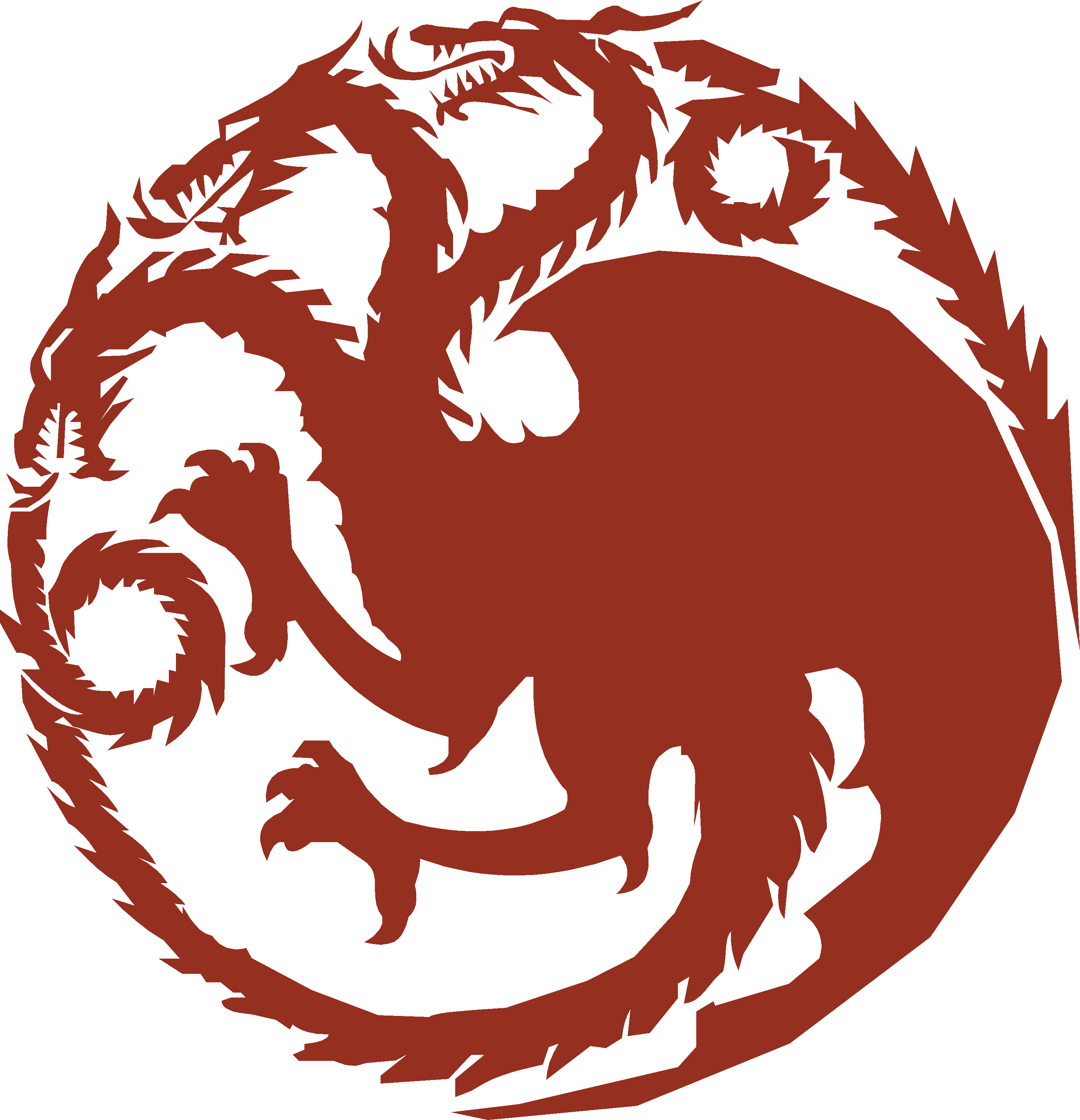 Daenerys Targaryen Tyrion Lannister House Targaryen Sigil.