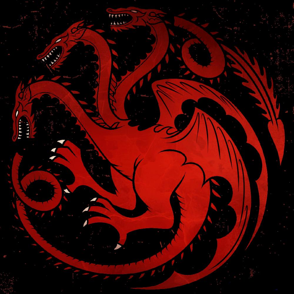 Download House Targaryen PNG Image For Designing Work.