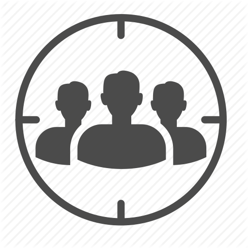 Audience Icon Png #92216.