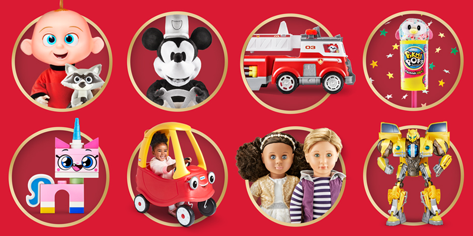 Target\'s Kids\' Gifting Catalog Is Here and It Has a Cool.