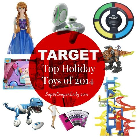 Released: Target Top Holiday Toys of 2014 List.