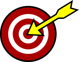 84 target free clipart.
