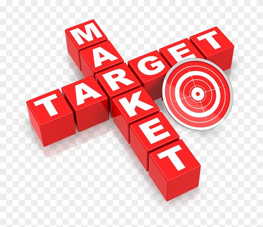 Target Clipart Target Market.