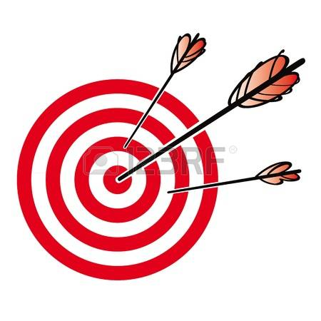Target Shooting Clipart.