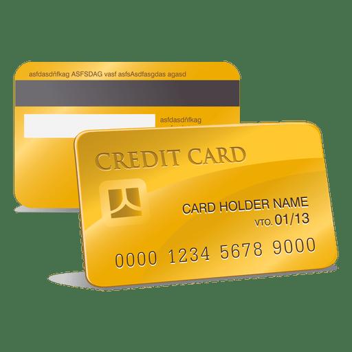 Icono de tarjetas de credito.