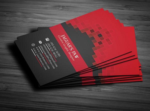 26 Plantillas modernas de tarjetas presentación.