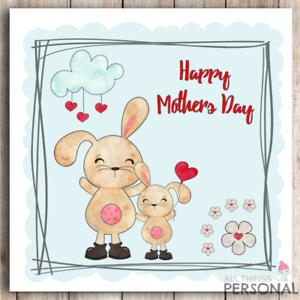 Detalles acerca de Tarjeta de día de las Madres Mamá Momia El Dia De La  Madre tarjeta Lindo Tarjeta Abuela Gran nannny Nanna.