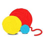 Yarn Clip Art Royalty Free. 3,060 yarn clipart vector EPS.