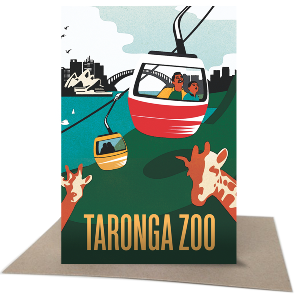 Taronga Zoo Kids.