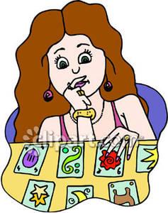 Tarot clipart #2
