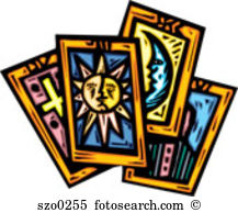 Tarot clipart #5