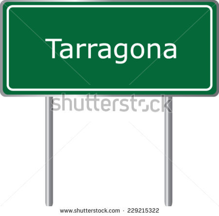 Tarragona Spain Stock Vectors & Vector Clip Art.