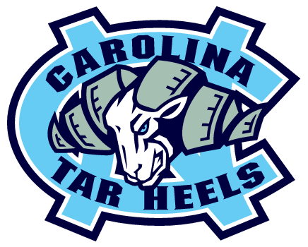 Unc Tar Heels Free Logo.
