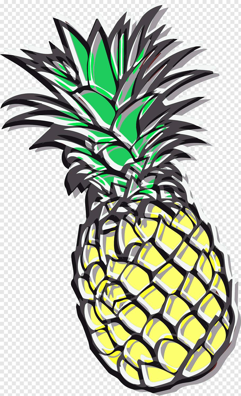 Cake, Pineapple Cake, Pineapple Bun, Pineapple Tart, Juice.