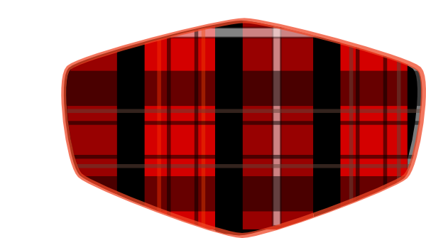 Tartan Fabric Pattern Clip Art at Clker.com.
