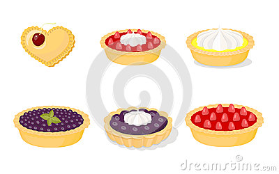 Sweet Pastry Royalty Free Stock Image.