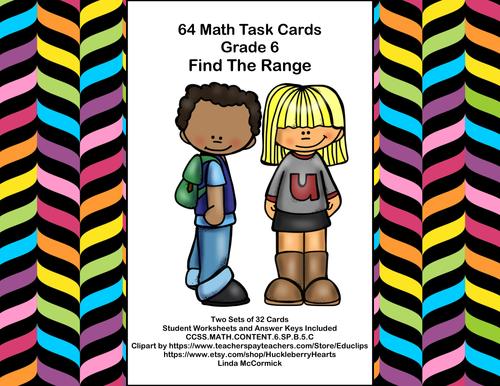 64 Task Cards.