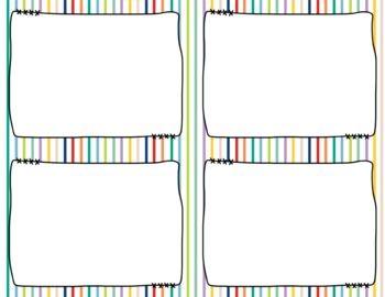 Task Card Frames and Borders FREEBIE.