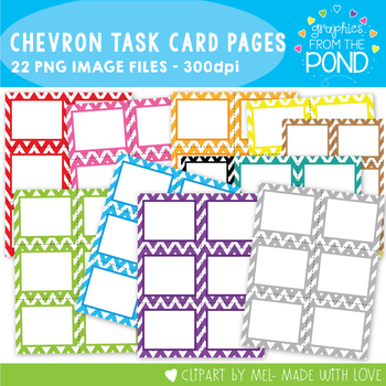 Task Card Pages.