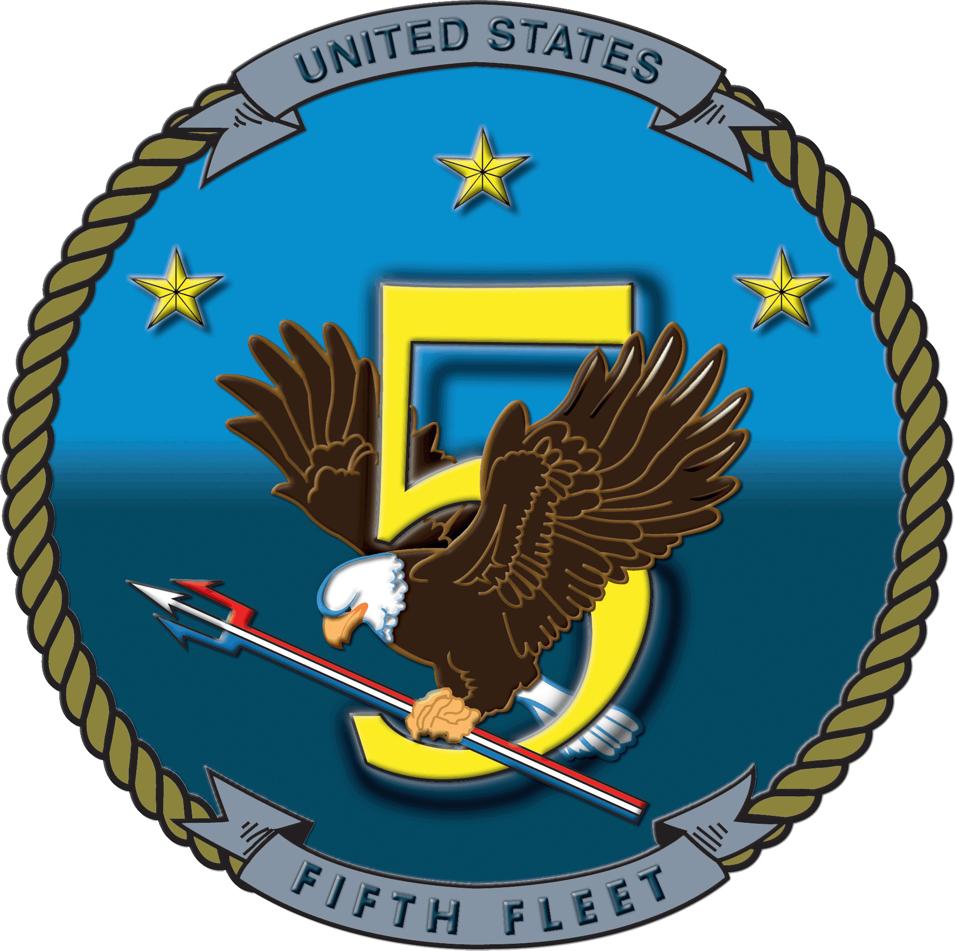United States Fifth Fleet.