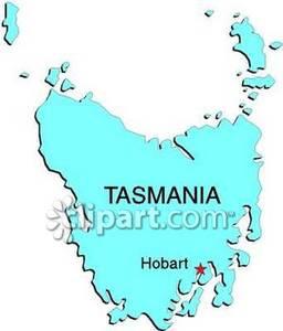 of Tasmania.