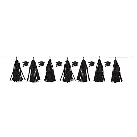 Amazon.com: 7ft Plastic Graduation Tassel Garland: Kitchen.