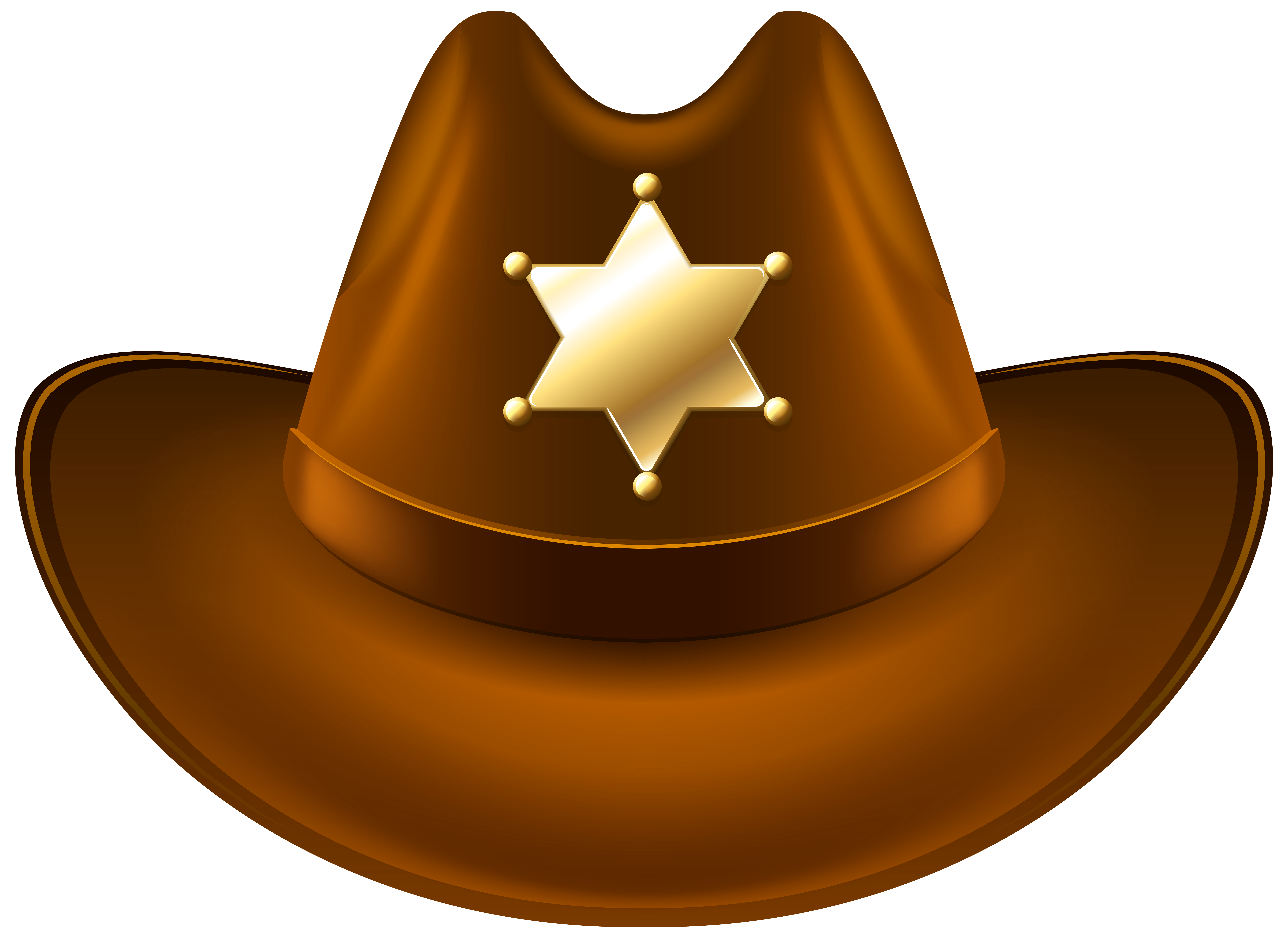 Cowboy hat Clip art.