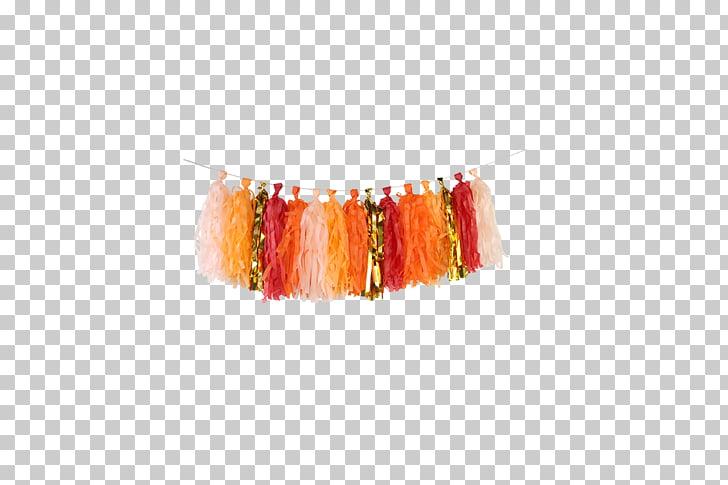 Gold Orange Blue Red Silver, tassel Garland PNG clipart.