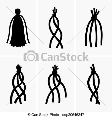 Tassels Illustrations and Clipart. 5,170 Tassels royalty free.