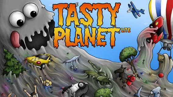 Tasty Planet Lite on the App Store.