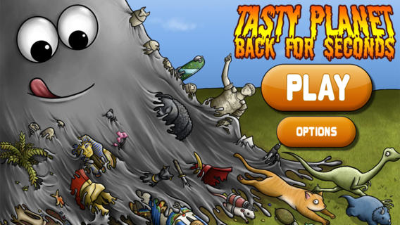 Tasty Planet: Back for Seconds on the App Store.