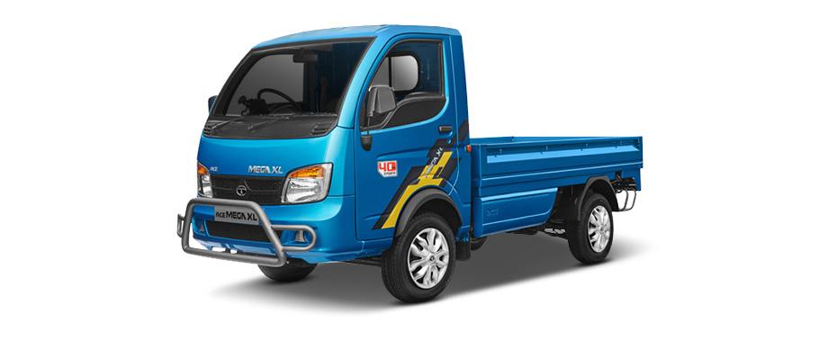 Tata Ace Mega XL Price in India.
