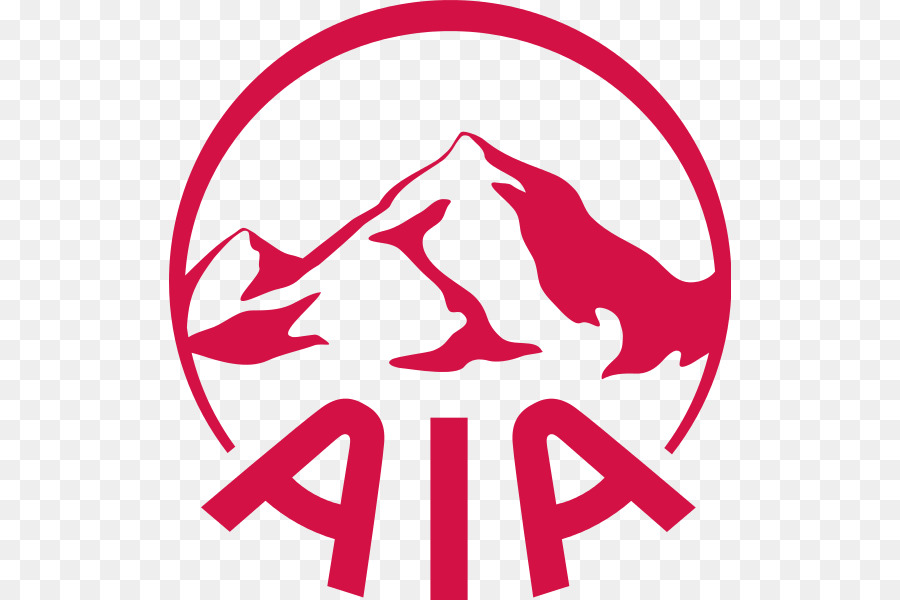AIA Group Insurance Logo Vector graphics AIA Vitality.
