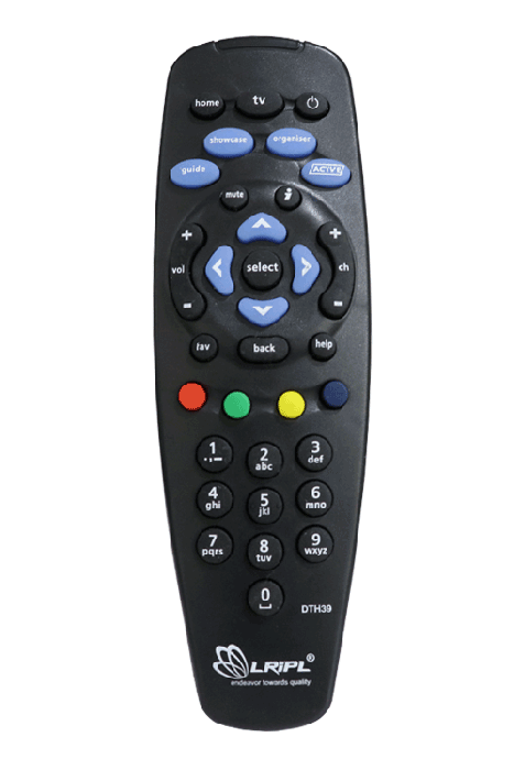 TATA SKY DTH REMOTE CONTROL by Earthma.