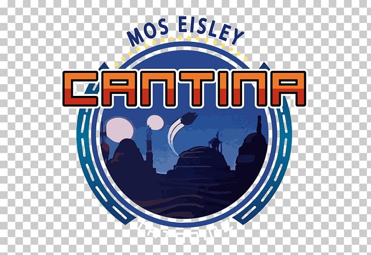 Mos Eisley Cantina Logo Yoda Tatooine, mos PNG clipart.