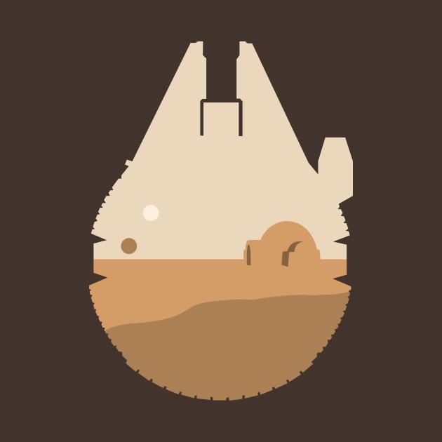 Desolation on Tatooine.