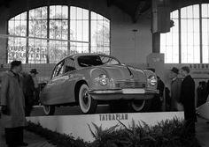 Motor Tatra 603.