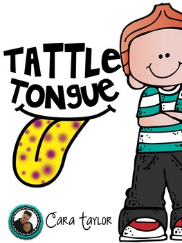 Books On Tattling Worksheets & Teaching Resources.