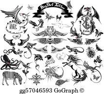 Tattoo Clip Art.