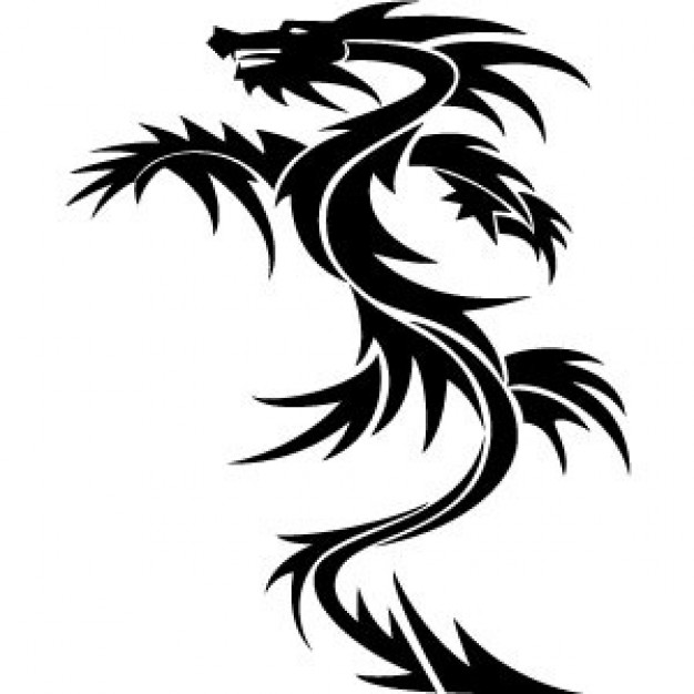 Dragon Tattoo Vectors, Photos and PSD files.