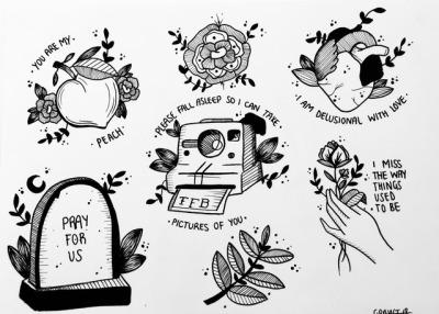 tattoo designs.