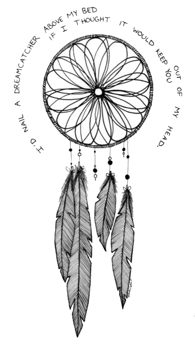 Download Tattoo Drawing Dreamcatcher Free Clipart HQ HQ PNG.